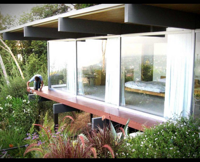 deck construction renovation extension